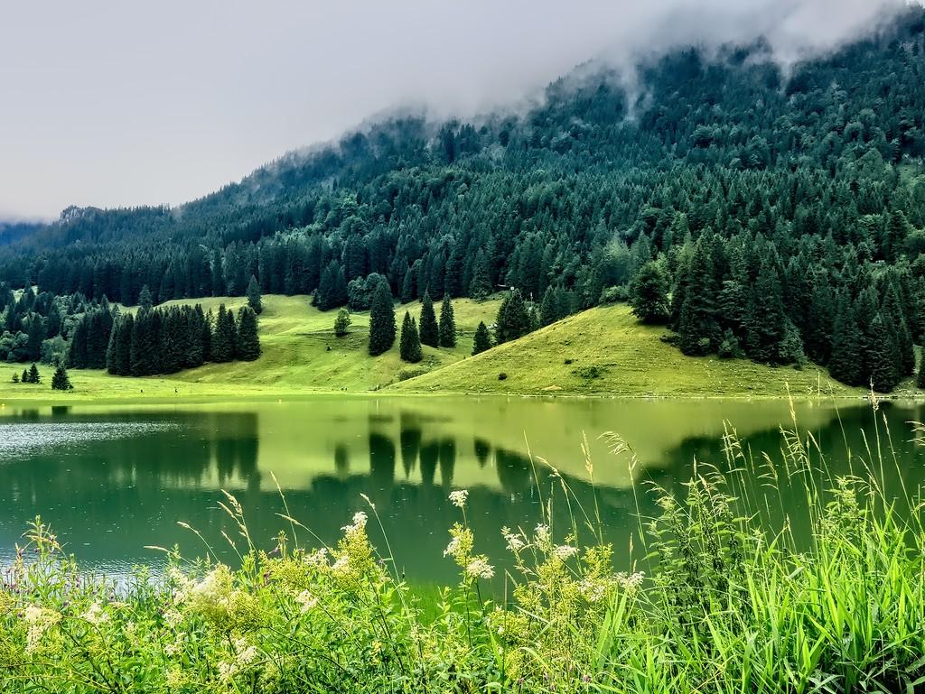 Bavaria-Spitzingsee by ludwigsdiana