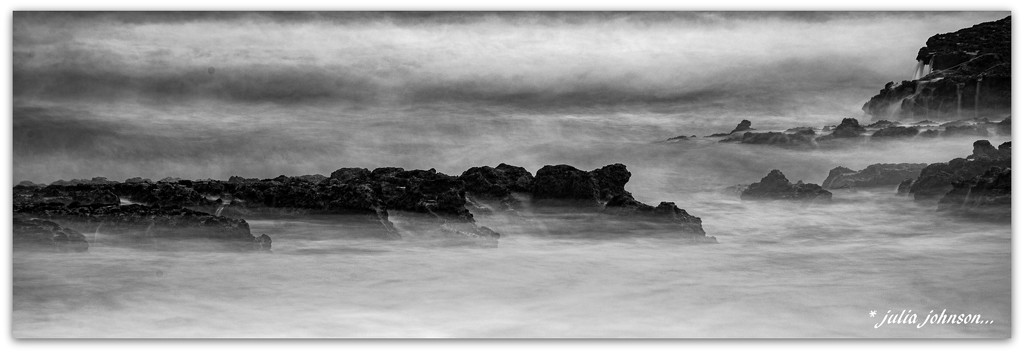 Stormy Sea's... by julzmaioro