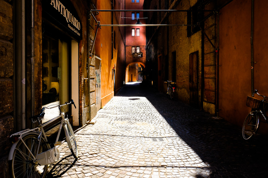 Still air of a hot noon by caterina