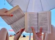 12th Aug 2019 - Books at the beach