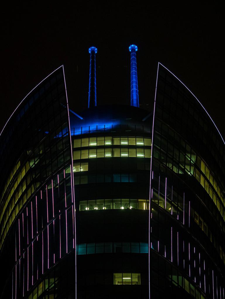 City lights by haskar