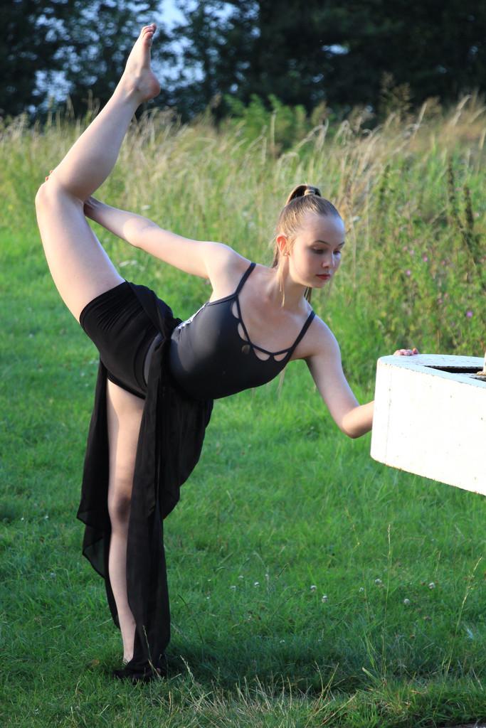 dancing portfolio by callymazoo