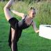 dancing portfolio