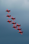 10th Aug 2019 - Red Arrows #1