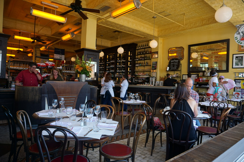 CanCan Brasserie Looking In by allie912