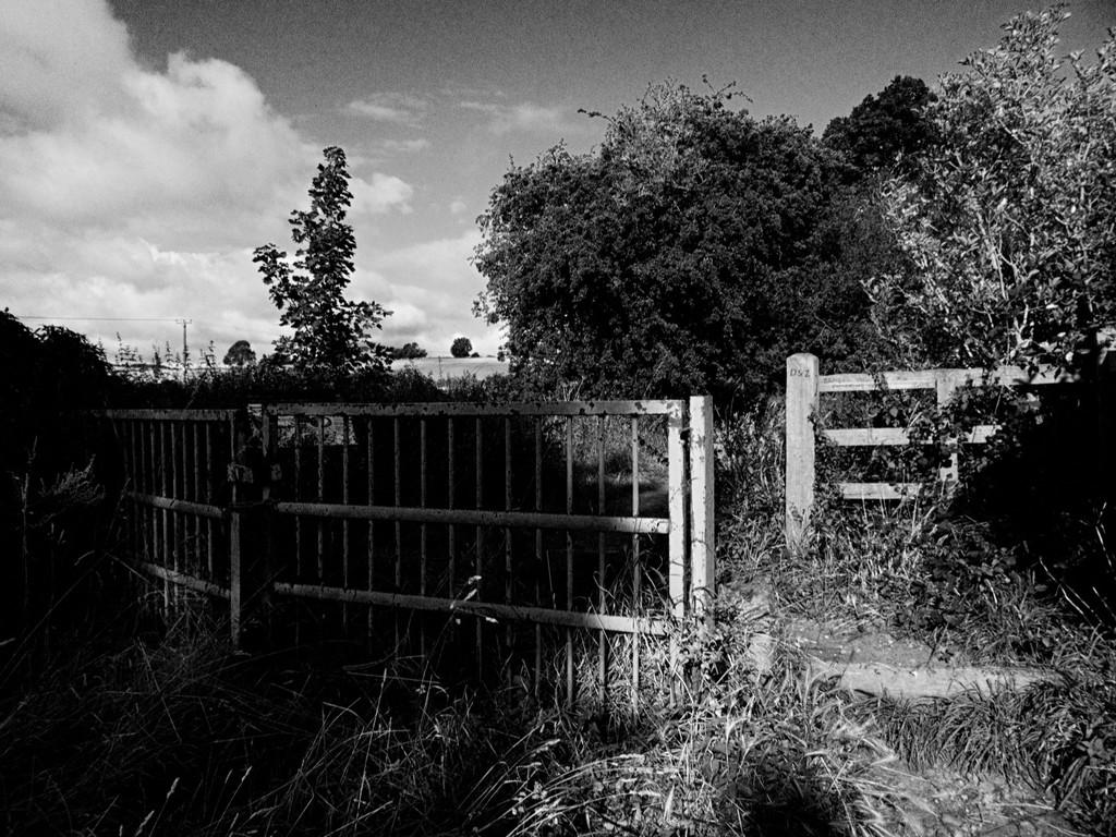 Entrance by allsop