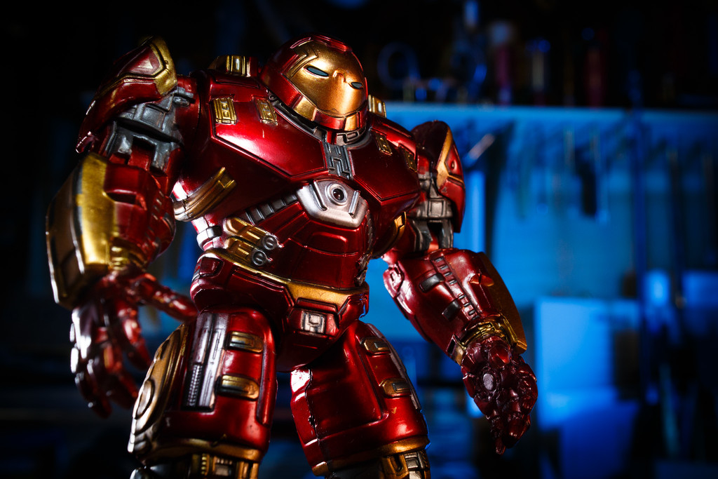IronMan HulkBuster by batfish