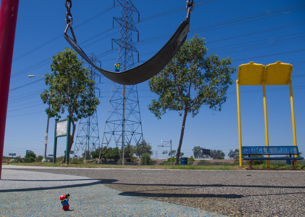 (Day 182) - The Giant Swing by cjphoto