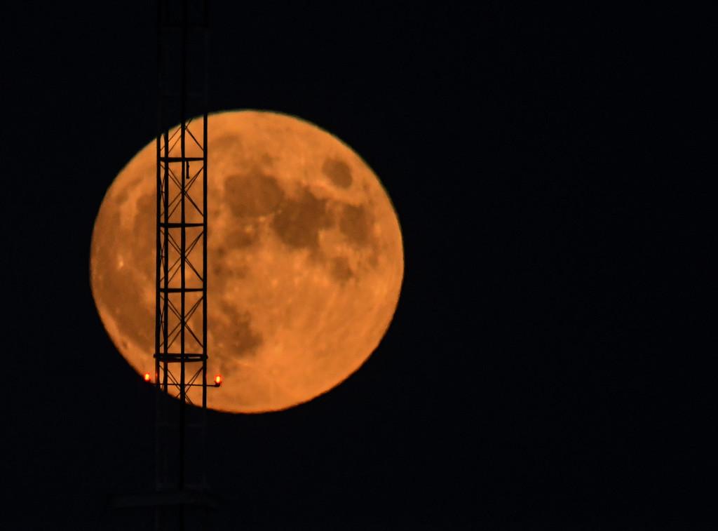 Climb to the Moon by kareenking