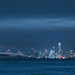 SF Panorama from Point Isabel 4:21am