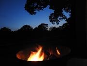 1st Aug 2019 - Campfire evening