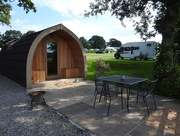 4th Aug 2019 - The Acorn Camping Pod