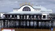 15th Aug 2019 - Cleethorpes Pier
