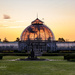 Belle Isle Conservatory at Sunrise