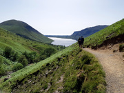 28th Jun 2019 - 28th June path above wastwater