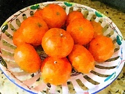 17th Aug 2019 - A Painting of Clementines