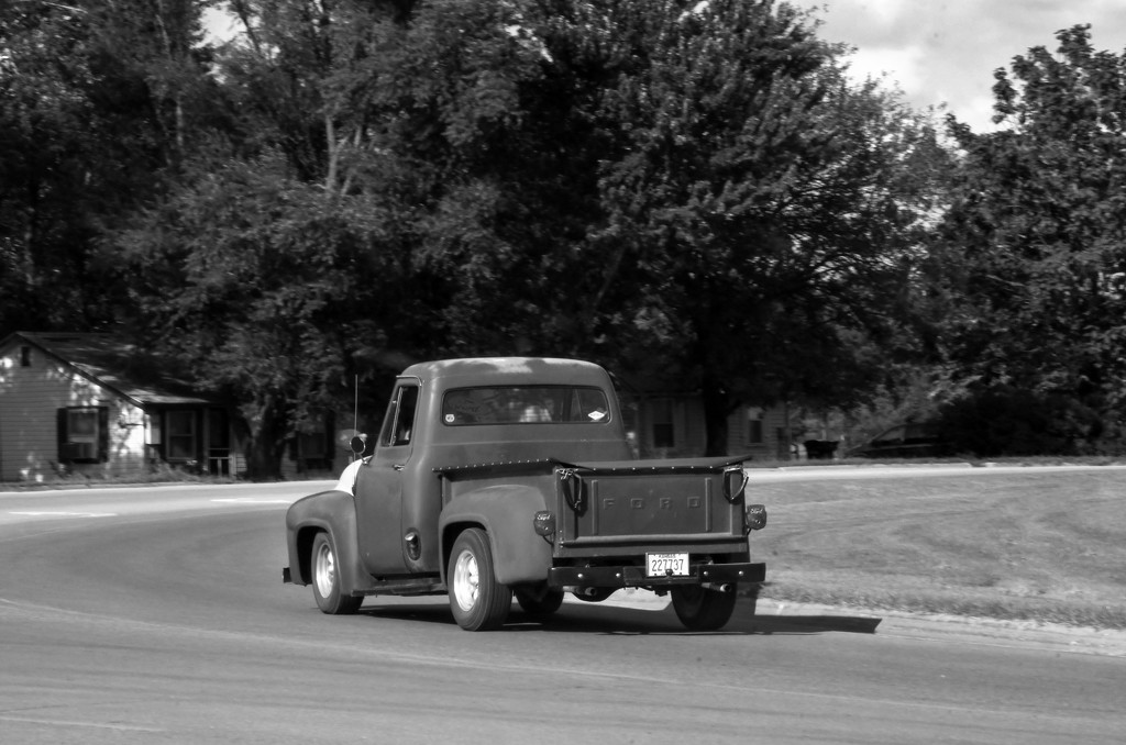 Have You Driven a Ford Lately? by kareenking