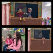 15th Aug 2019 - Punch and Judy