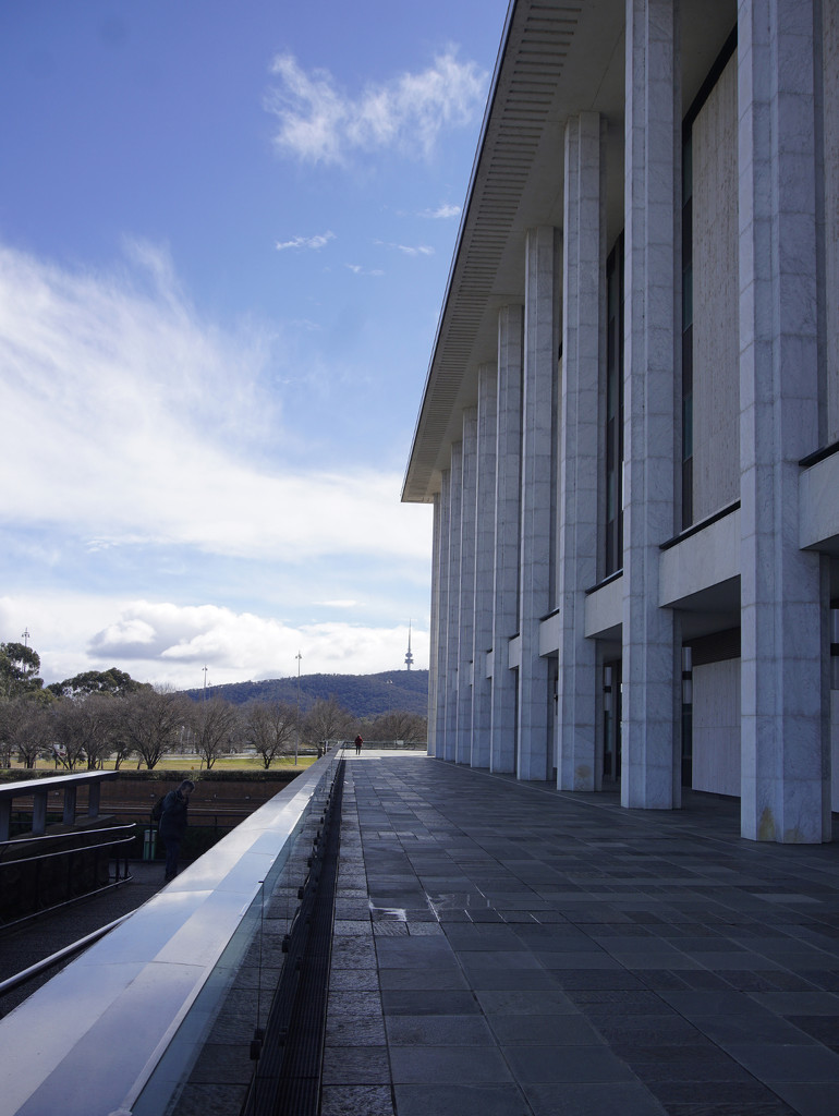 Canberra Perspective by fr1da