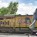 A circus train?