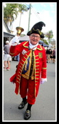 18th Aug 2019 - Town Cryer at the Yandina Fair this morning