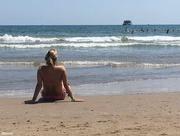 18th Aug 2019 - Enjoying the beach