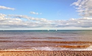 7th Aug 2019 - Boats on the sea at Sidmouth