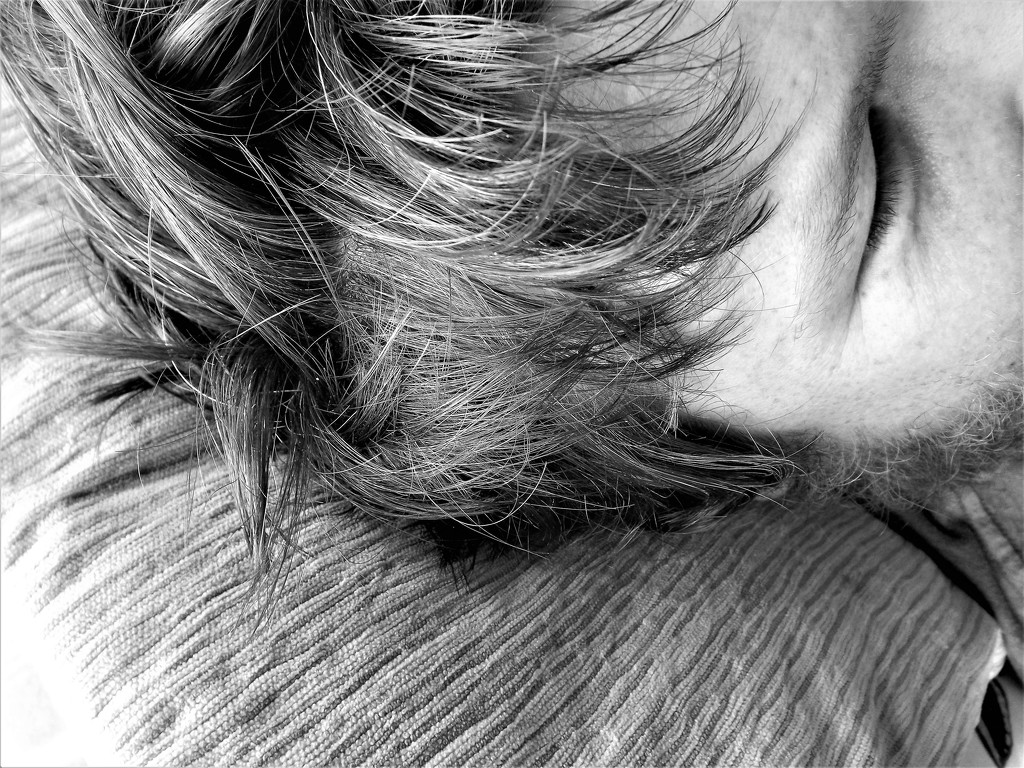Asleep by ajisaac
