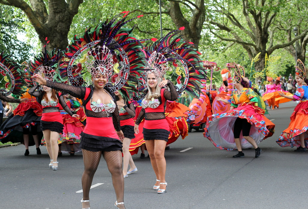 Carnival Colours by phil_howcroft
