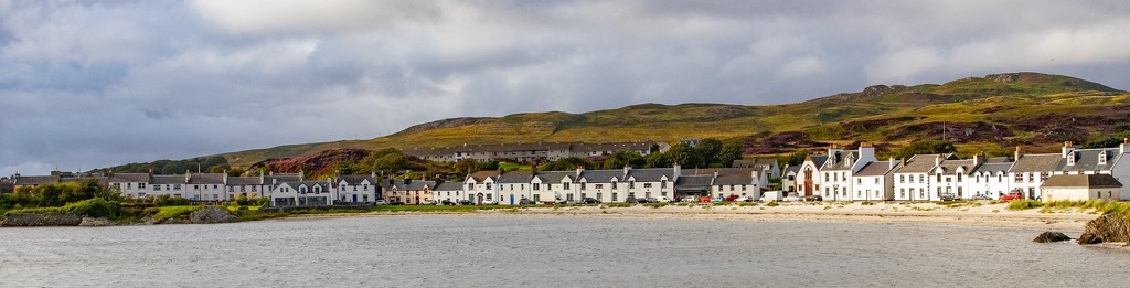 Port Ellen, Islay by lifeat60degrees