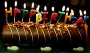 19th Aug 2019 - Birthday Boy's Cake