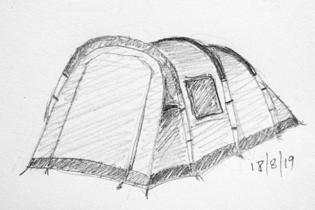 Tent by harveyzone
