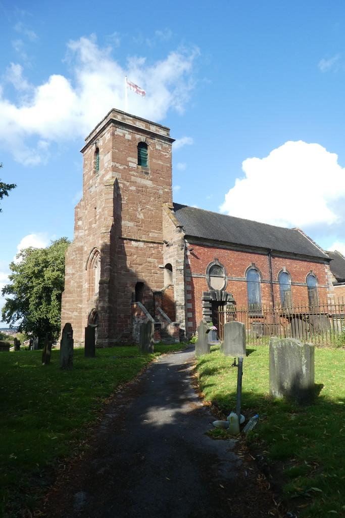 two churches by anniesue