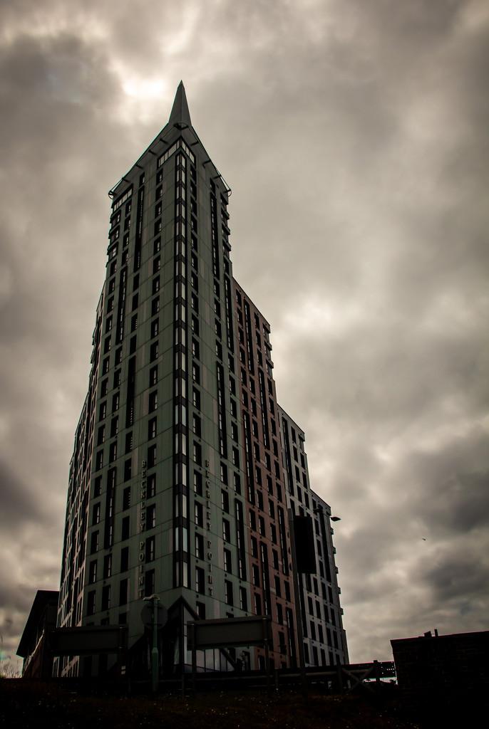 The Dark Tower by swillinbillyflynn