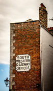9th Aug 2019 - South Western Railway Offices
