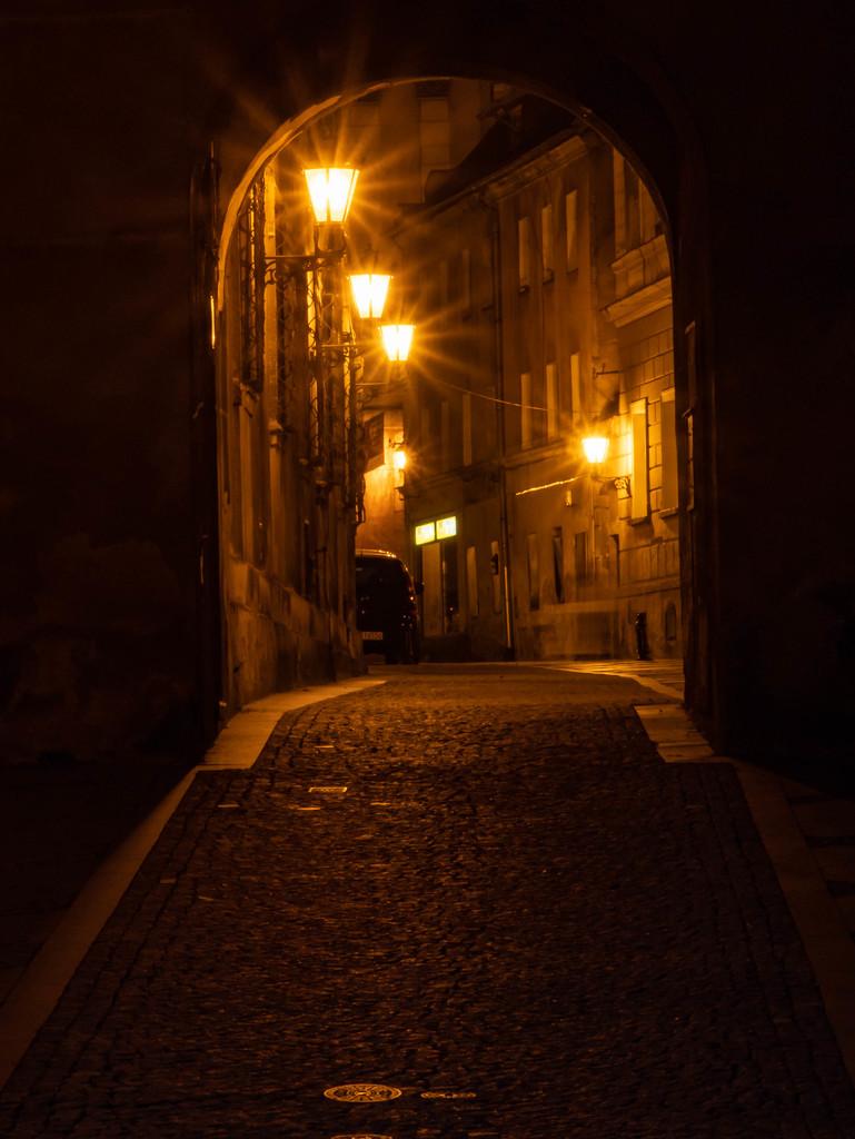 Klodzko Old Town by haskar