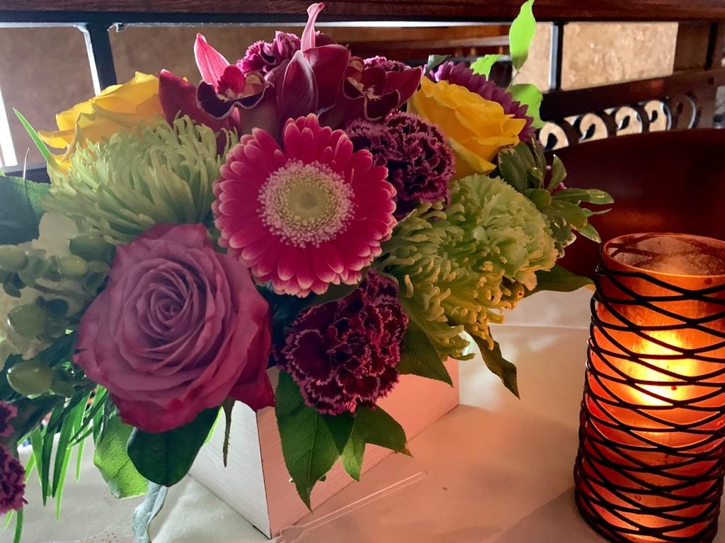 Lori's flowers by louannwarren