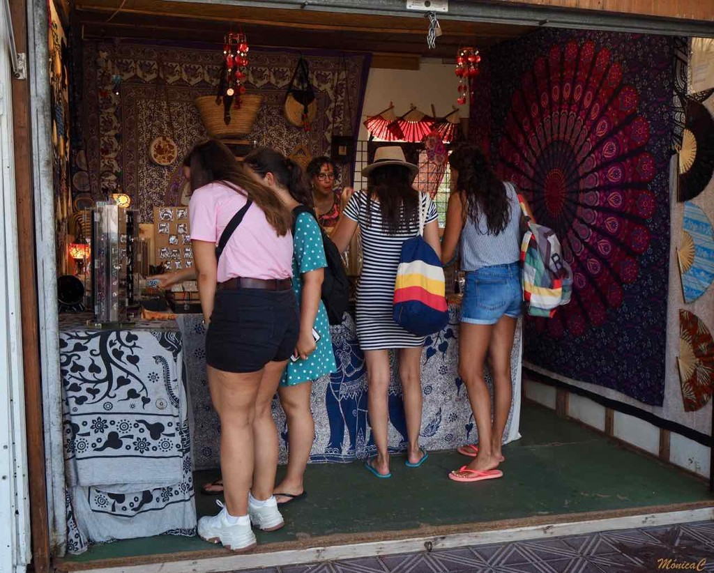 Trinkets stalls are popular with teens by monicac
