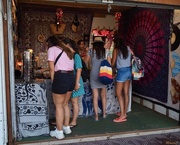 20th Aug 2019 - Trinkets stalls are popular with teens