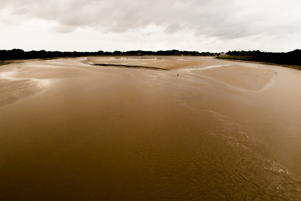 Low tide by peadar