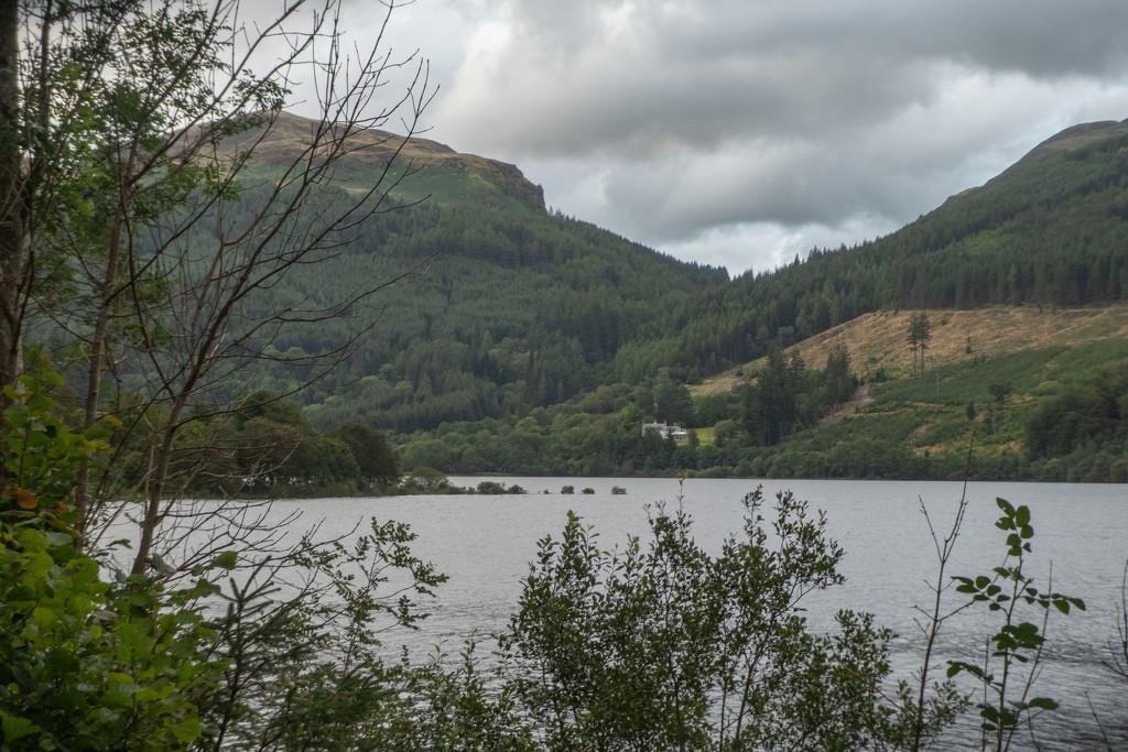 Loch Lubnaig by sheilaw