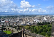 20th Aug 2019 - View of New Town from Edinburgh Castle