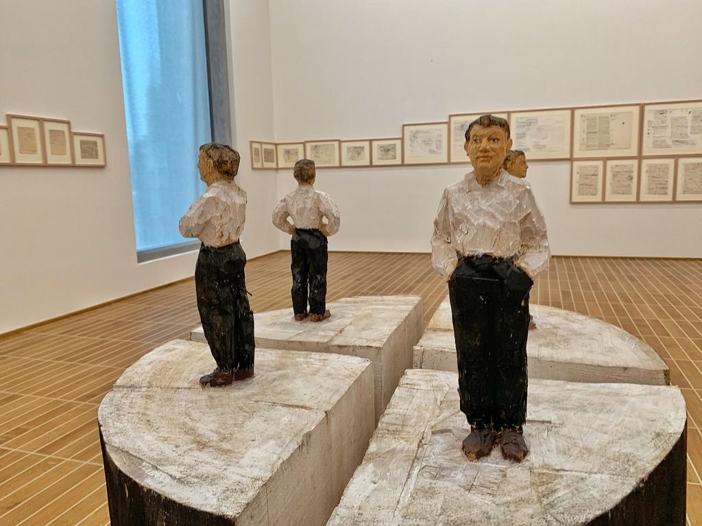 Balkenhol sculptures.  by cocobella