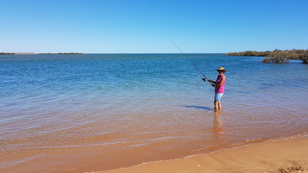 Fishing by leestevo
