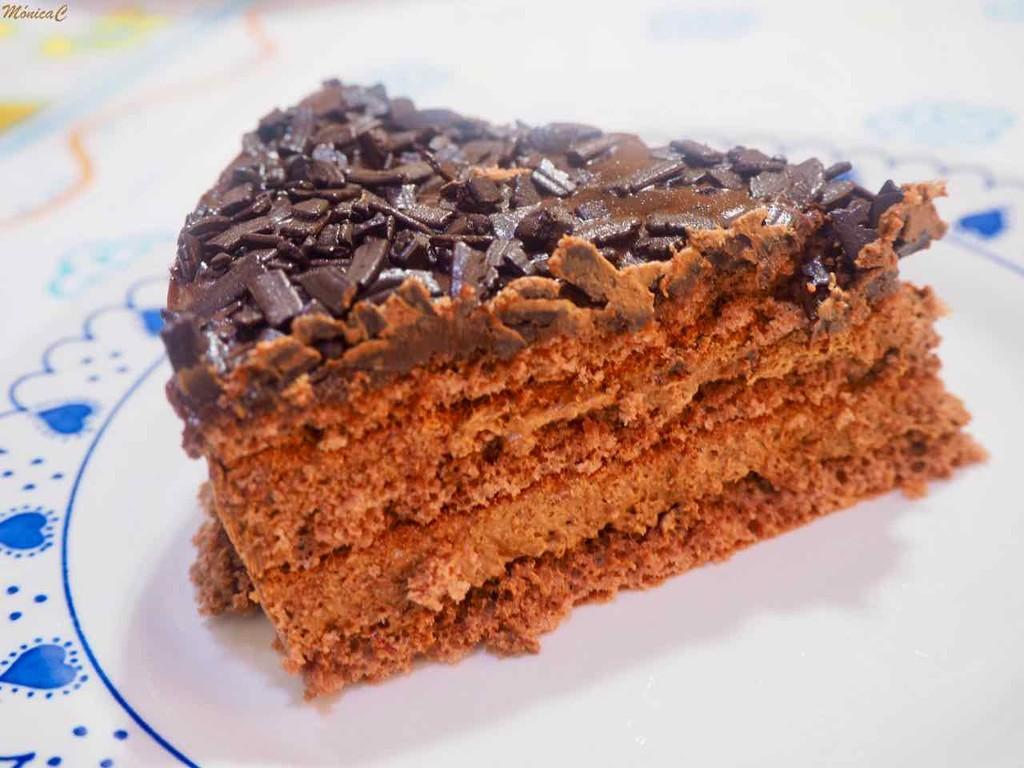 Chocolate cake by monicac