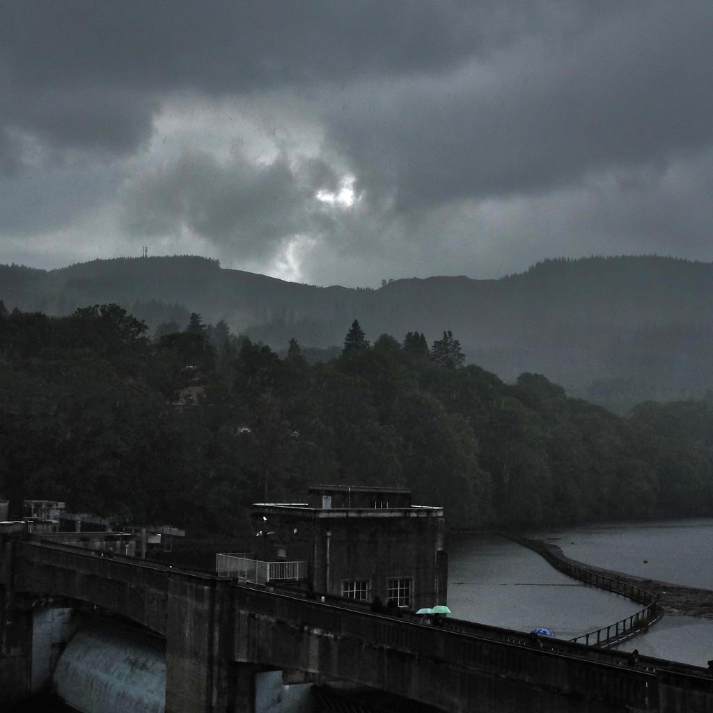 Dam weather by rexcomu