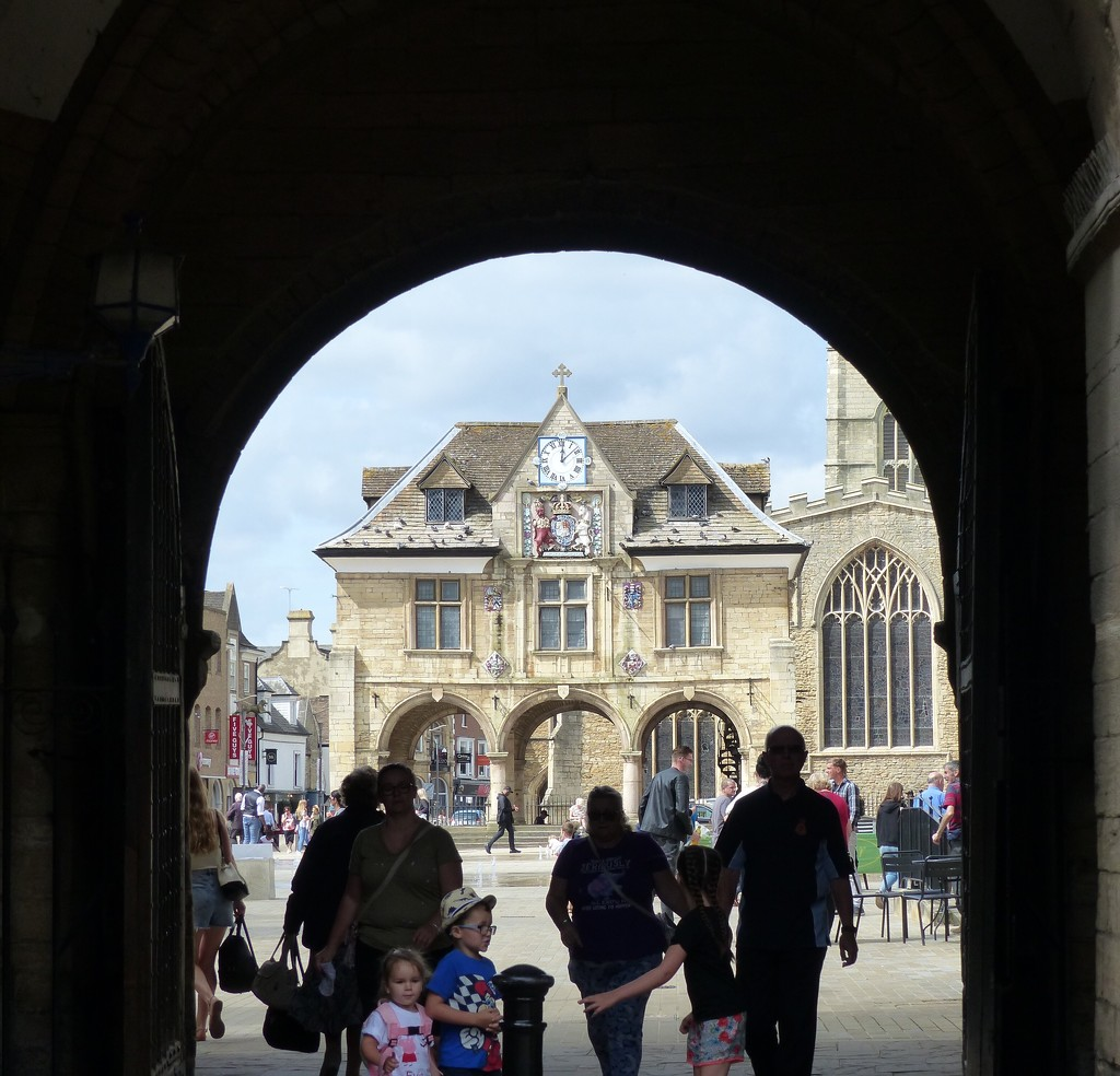 The Guildhall Peterborough  by foxes37