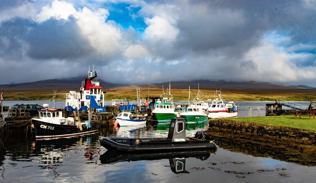 Port Askaig by lifeat60degrees