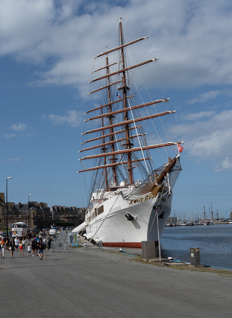 Tall Ship Seacloud II... by vignouse