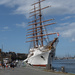 Tall Ship Seacloud II...